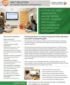 IVS VALT for Counselor Education and Supervision