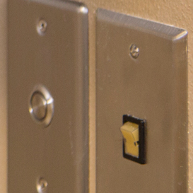 Privacy Switch and Button